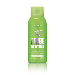 Spray deodorant FREE ATTITUDE 150 ml