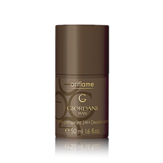 Deodorant antiperspirant roll-on GIORDANI MAN 50 ml