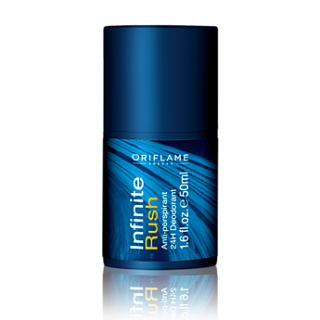 Deodorant antiperspirant roll-on INFINITE RUSH 50 ml