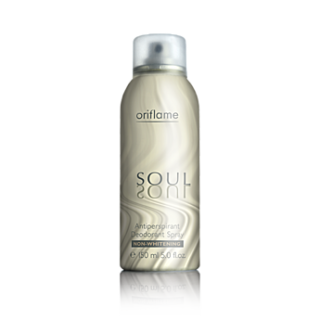 Spray deodorant SOUL 150 ml