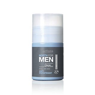 Deodorant antiperspirant roll-on North For Men 50 ml