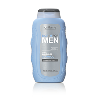 Sampon antimatreata NORTH for MEN 250 ml