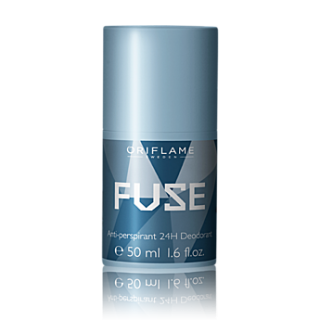 Deodorant antiperspirant roll-on FUSE 50 ml