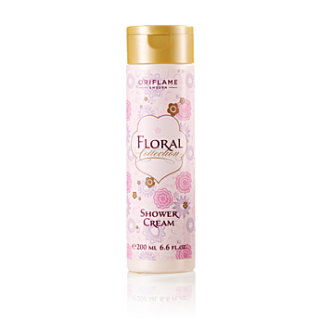 Crema de dus FLORAL Collection 200 ml