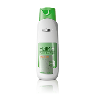 Sampon echilibrant HairX 400 ml