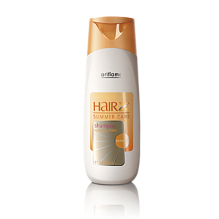 Sampon protector pentru par HairX Summer Care 250 ml
