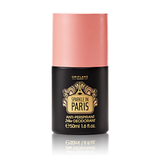 Deodorant antiperspirant 24h SPARKLE in Paris 50 ml