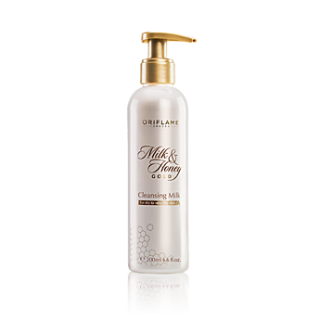 Lapte demachiant Milk & Honey GOLD 200 ml